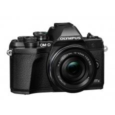Olympus OM-D E-M10 III S + 14-42 EZ černý