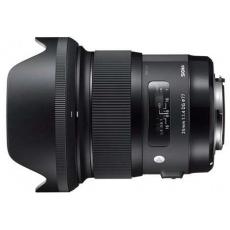 Sigma 24 mm f/1,4 DG HSM Art L-mount, Nákupní bonus 900 Kč (ihned odečteme z nákupu)
