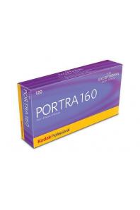 Kodak Portra 160/120 barevný negativní  svitkový film (1 ks)
