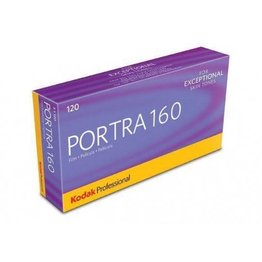 Kodak Portra 160 barevný negativní  svitkový film (1 ks)