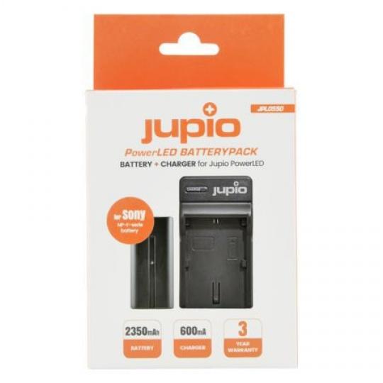Jupio Baterie pro Sony F550 + nabíječka
