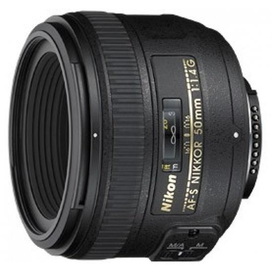 Nikon 50 mm F 1,4G AF-S, Akce -10%