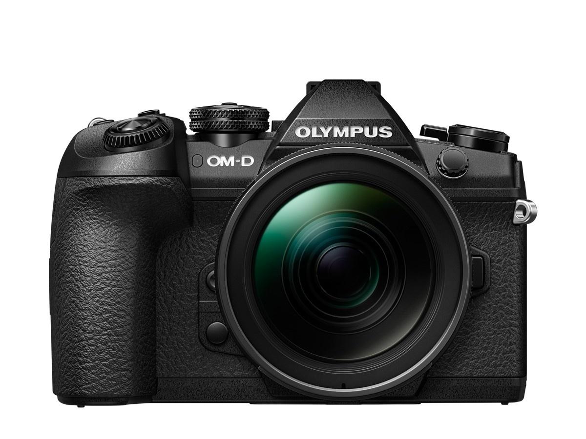 Olympus OM-D E-M1 Mark II + 12-40 mm ED PRO černý