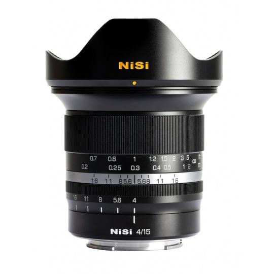 NiSi 15mm F4 Sony E