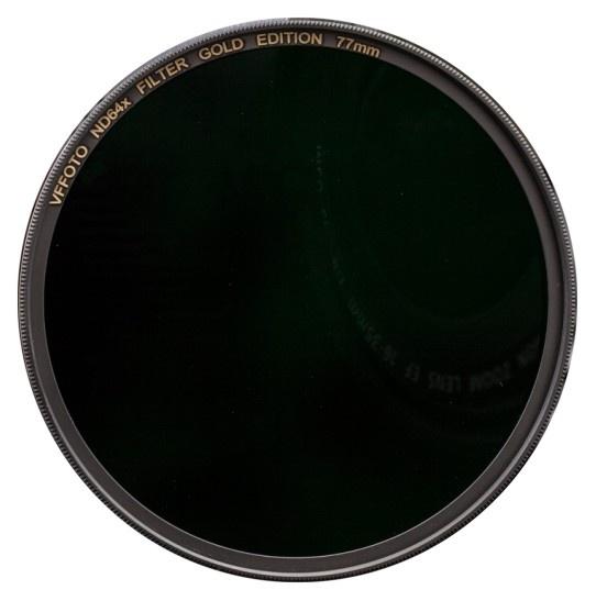VFFOTO GS ND 64x 67 mm + utěrka z mikrovlákna