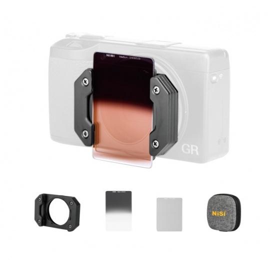 NiSi Starter Kit for Ricoh GR III
