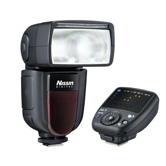 Nissin  Di700A pro Canon s rádiovým odpalovačem AIR 1