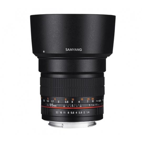 Samyang 85mm f/1,4 AS IF UMC pro Pentax