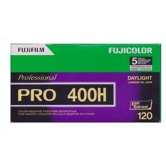 Fujifilm Pro 400H barevný negativní svitkový film (1 ks)