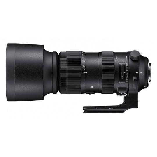 SIGMA 60-600mm F4.5-6.3 DG OS HSM Sports pro Nikon F