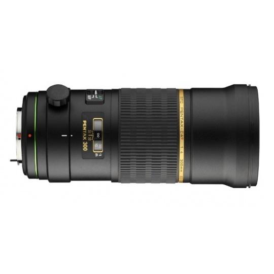 Pentax smc DA* 300 mm F 4,0 ED (IF) SDM