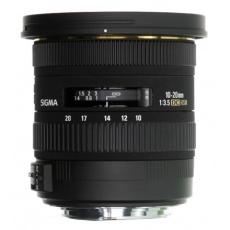 Sigma 10-20 mm F 3,5 EX DC HSM pro Nikon F
