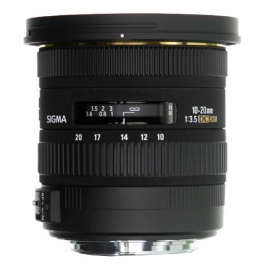 Sigma 10-20 mm F 3,5 EX DC HSM pro Nikon F, Sleva 5%