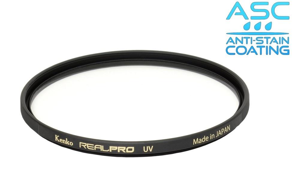 Kenko filtr REALPRO UV ASC 40,5mm