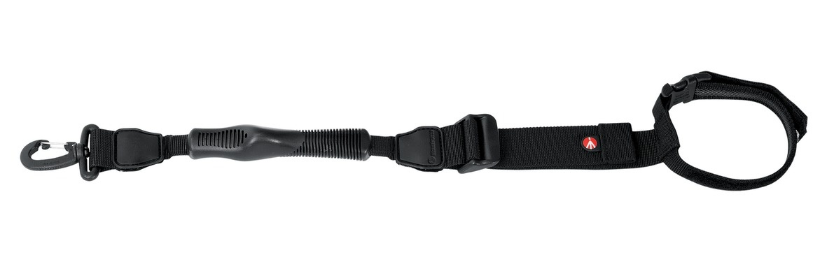 Manfrotto MB MSTRAP-2 popruh s madlem pro nošení v ruce