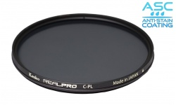 Kenko polarizační filtr REALPRO C-PL ASC 62mm
