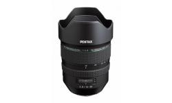 Pentax HD D-FA 15-30 mm F 2,8 ED SDM WR