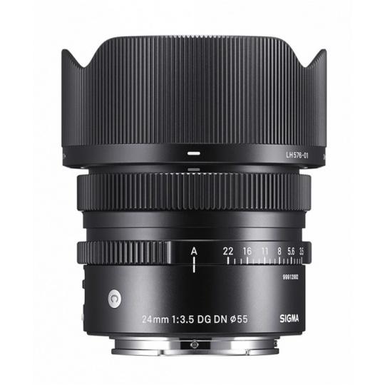 Sigma 24 mm f/3,5 DG DN Contemporary I pro Sony FE