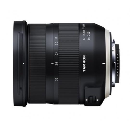 Tamron 17-35mm F/2.8-4 Di OSD pro Nikon F (model A037N), Nákupní bonus 1100 Kč (ihned odečteme z nákupu)