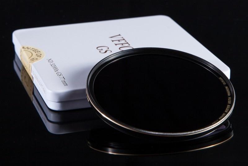 VFFOTO ND 32000x GS 77 mm + utěrka z mikrovlákna
