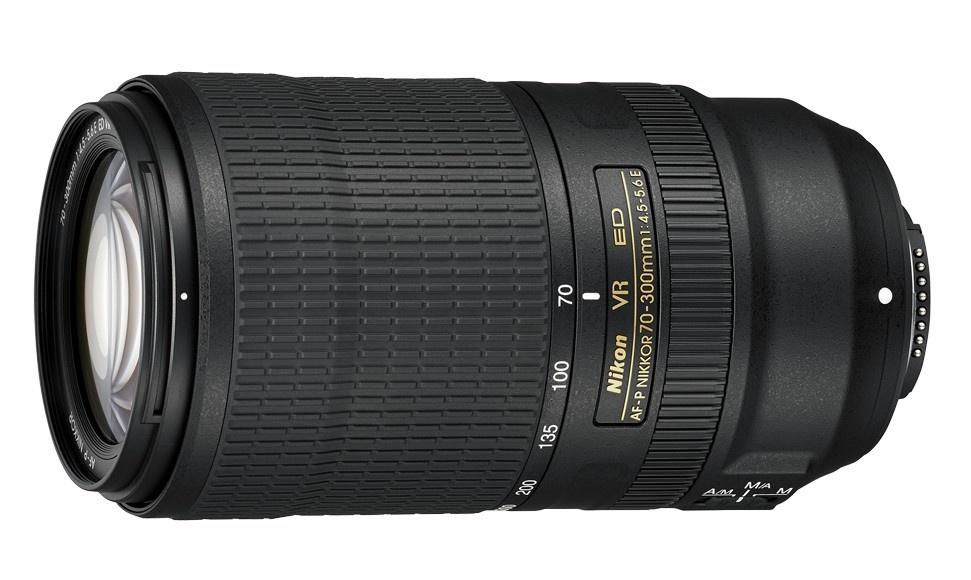 Nikon AF-P 70-300 mm F/4,5-5,6E ED VR (FX)
