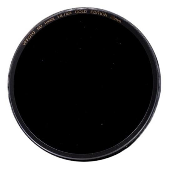 VFFOTO GS ND 1000x 58 mm + utěrka z mikrovlákna