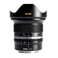 NiSi 15mm F4 Canon RF