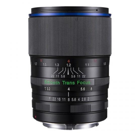 Laowa 105 mm f/2 STF pro Canon EF