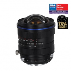 Laowa 15mm f/4.5 Zero-D Shift pro Canon RF