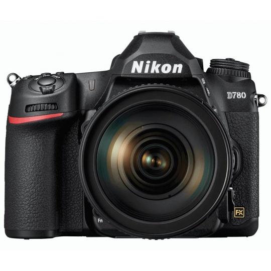 Nikon D780 + 24-120/4 + Nákupní bonus 1000 Kč (ihned odečteme z nákupu)