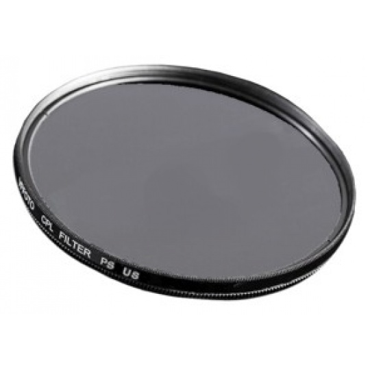 VFFOTO Cirkulární polarizační filtr PS US 82 mm + utěrka z mikrovlákna