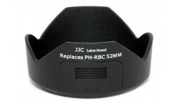 JJC sluneční clona (Pentax PH-RBC52)