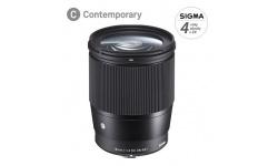 Sigma 16/1.4 DC DN Contemporary černý pro Olympus Micro 4/3 / Panasonic