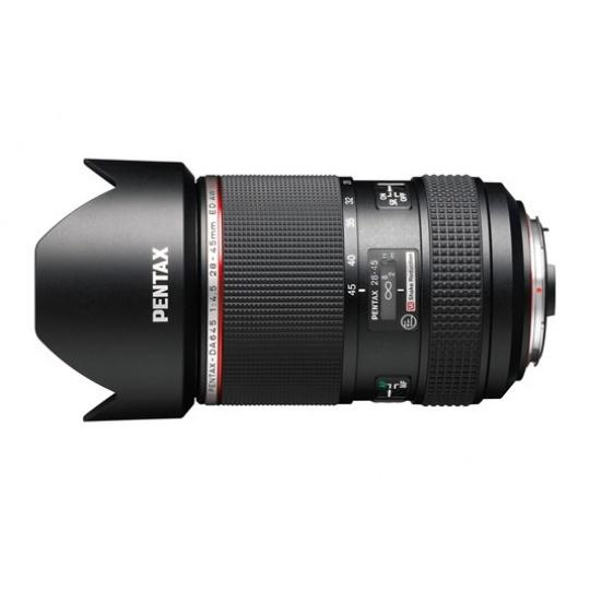Pentax HD DA 645 28-45mm/4,5 ED AW SR