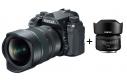 Pentax K-1 Mark II + HD D-FA 15-30 ED SDM WR + FullFrame objektiv Pentax HD FA 35/2,0