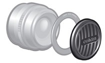 "Cokin ochranná krytka adaptačního kroužku na objektivy řada ""P"" P253"