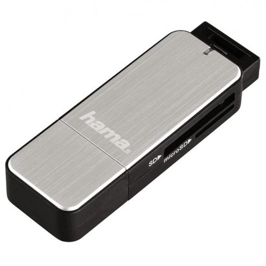 Hama čtečka karet USB 3.0 SD / microSD