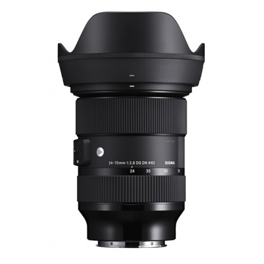 Sigma 24-70/2.8 DG DN ART Sony bajonet E, Sleva 5%