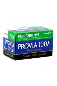 Fujifilm Provia 100F/135-36 barevný inverzní kinofilm