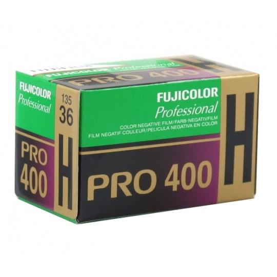 Fujifilm Pro 400H/36 barevný negativní kinofilm