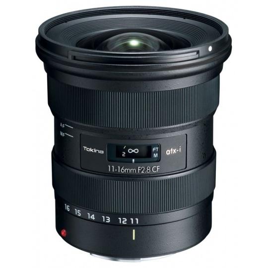 Tokina atx-i 11-16mm F2.8 CF pro Canon EF