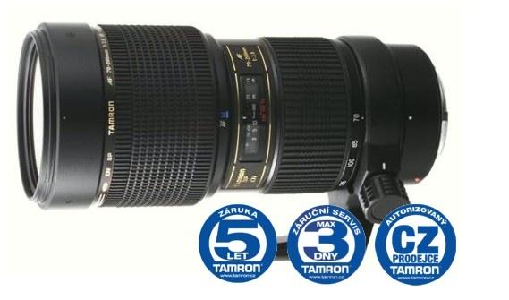Tamron SP AF 70-200 mm F 2,8 Di LD (IF) Macro pro Nikon