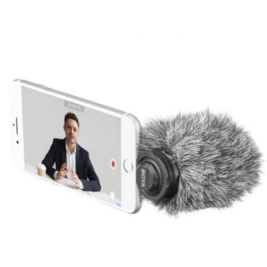 Boya Mikrofon BY-DM200 (pro Apple iOS 8.0 a novějším)