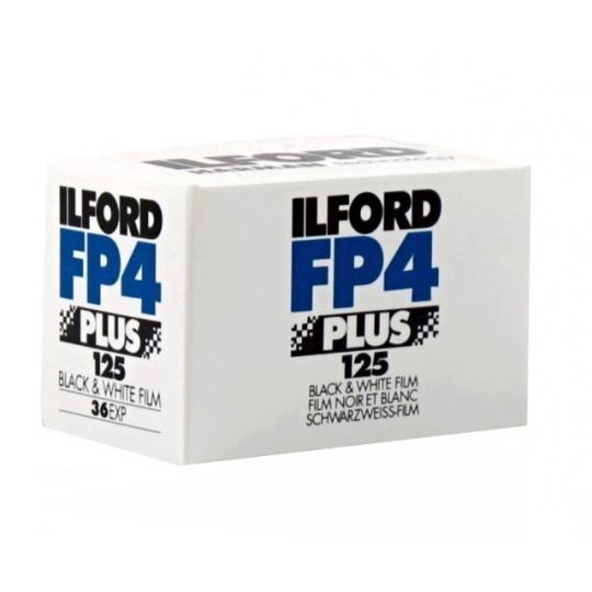 Ilford FP 4 Plus 125/36 černobílý negativní kinofilm