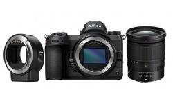 Nikon Z6 + 24-70 f/4 S + FTZ adaptér + 64GB XQD G, Nákupní bonus 2900 Kč (ihned odečteme)