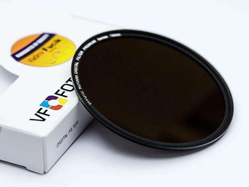 VFFOTO ND 64x 55 mm + utěrka z mikrovlákna