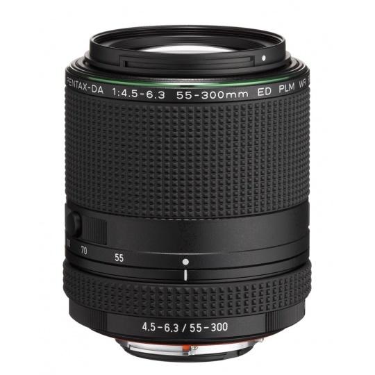 Pentax HD DA 55-300 mm F 4,5-6,3 ED PLM WR RE