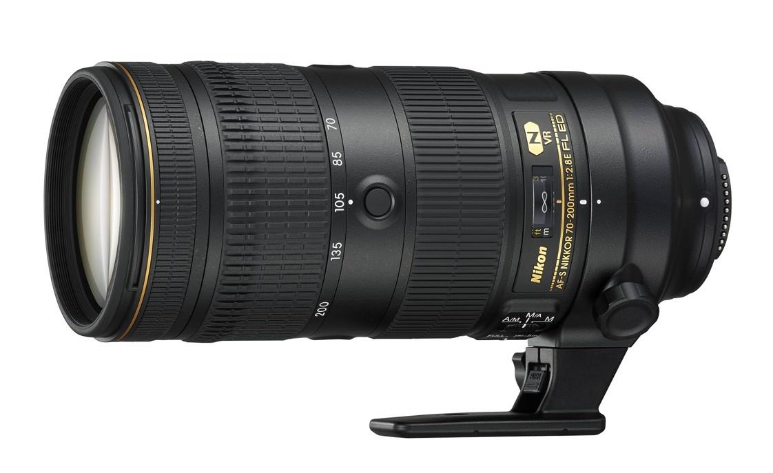 Nikon AF-S 70-200 mm f/2,8E FL ED VR