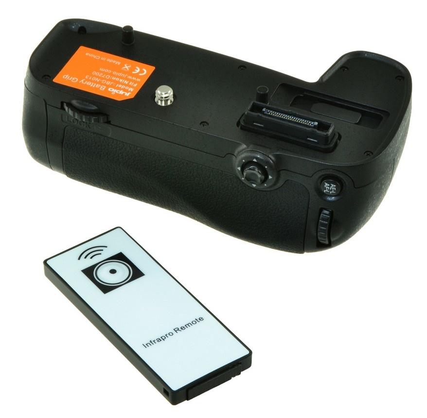 Jupio JBG-N013 grip pro Nikon D7100 / D7200 (nahrazuje MB-D15)