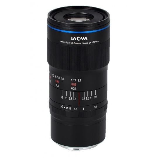 Laowa 100 mm f/2.8 2X Ultra-Macro APO pro Sony E
